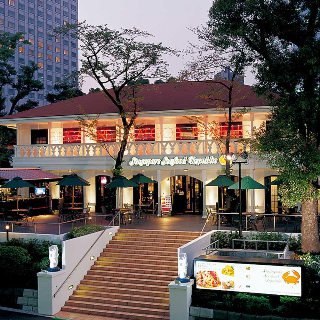 マイジュンバン導入事例 – シンガポール・シーフード・リパブリック レストラン